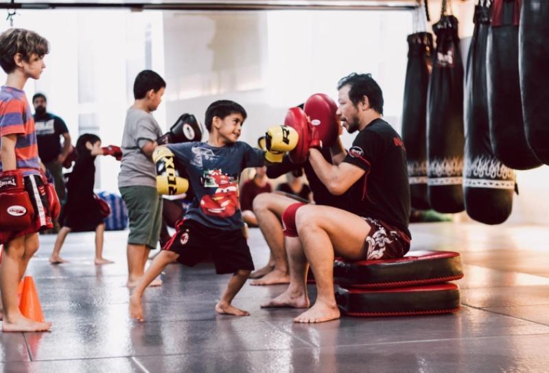 Dikkat Eksikliği ve Kick Boks